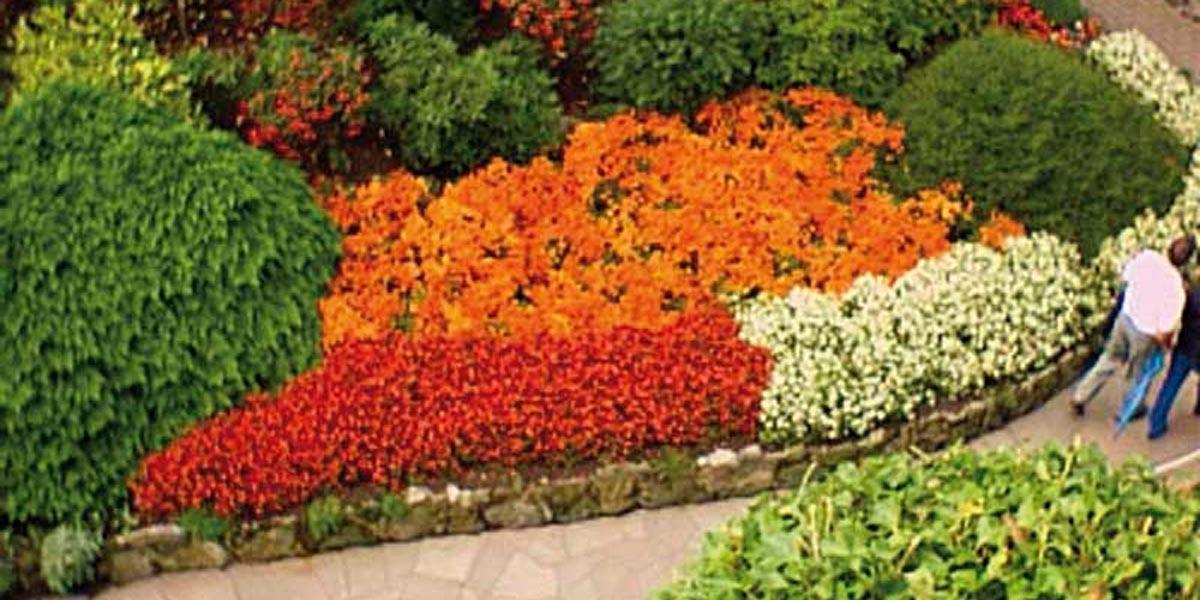 Buchart Gardens, Canada «el delirio de la naturaleza»