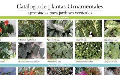 Catálogo de Plantas Ornamentales