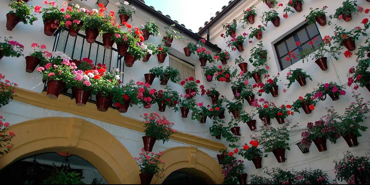 Los Patios Andaluces: jardines verticales con historia